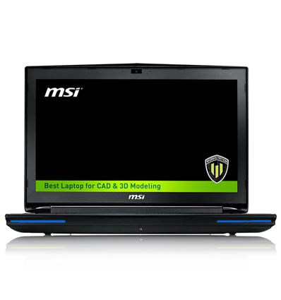 PORTATIL MSI WT72-659XES I7 6700 16GB 256GB + 1TB - PO17MS115