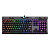TECLADO CORSAIR K70 RGB MK.2 RAPIDFIRE LOW PROFILE