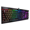 TECLADO CORSAIR K70 RGB MK.2 MX RED LOW PROFILE