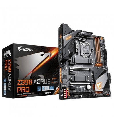 PLACA BASE GIGABYTE Z390 AORUS PRO SOCKET 1151