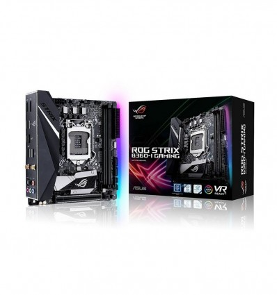 PLACA BASE ASUS ROG STRIX B360-I GAMING 1151C