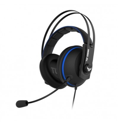 AURICULARES ASUS TUF GAMING H7 CORE BLUE
