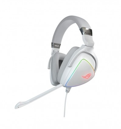 AURICULARES ASUS ROG DELTA WHITE