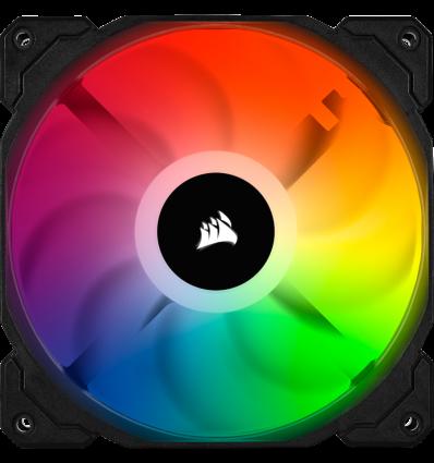 Ventilador CORSAIR SP140 RGB PRO