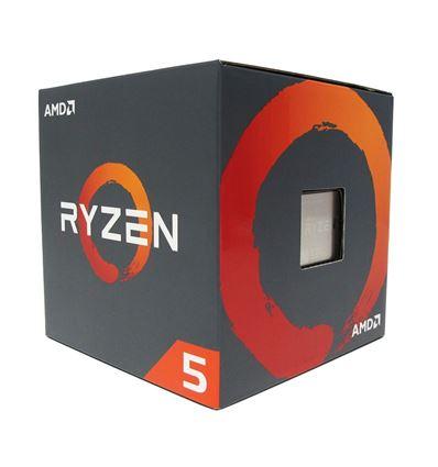 PROCESADOR AMD RYZEN 5 1400 3.4GHz AM4 - CP02AM06