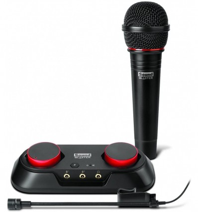KIT GRABACION CREATIVE SOUND BLASTER R3