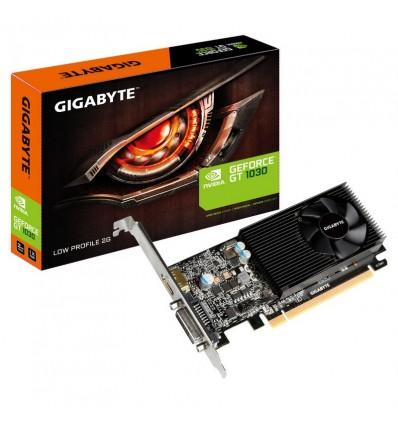 TARJETA GRAFICA GIGABYTE GT1030 D5 2GB