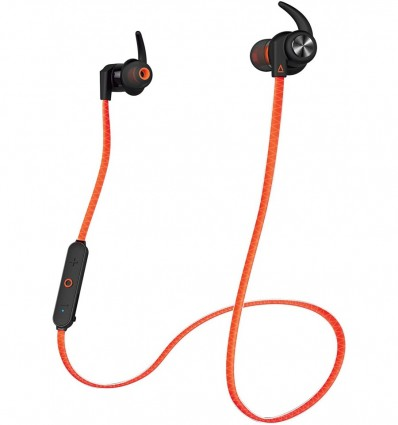 AURICULARES CREATIVE OUTLIER SPORTS NARANJA