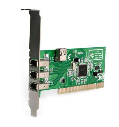 TARJETA STARTECH PCI PCI1394MP 4 PUERTOS 1394A - STARTECH PCI PCI1394MP
