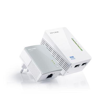 PLC TP-LINK TL-WPA4220KIT WIFI AV500 - TL-WPA4220KIT