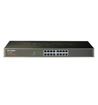 SWITCH TP-LINK SF1016 16 PUERTOS 100MB
