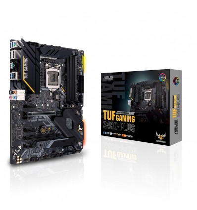 PLACA BASE ASUS TUF GAMING Z490-PLUS
