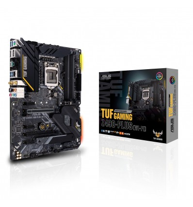 PLACA BASE ASUS TUF GAMING Z490-PLUS (WI-FI)