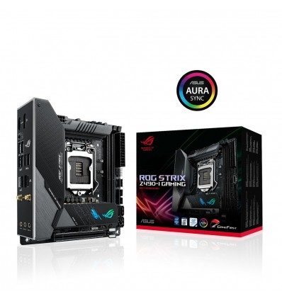 PLACA BASE ASUS ROG STRIX Z490-I GAMING