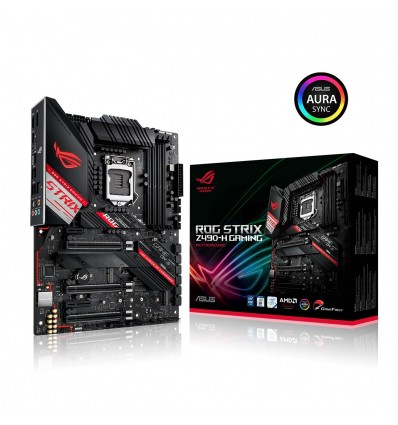 PLACA BASE ASUS ROG STRIX Z490-H GAMING