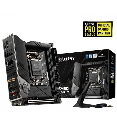 PLACA BASE MSI MEG Z490I UNIFY
