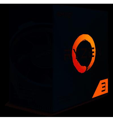 PROCESADOR AMD RYZEN 3 3100 SOCKET AM4