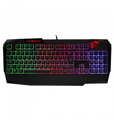 TECLADO MSI INTERCEPTOR DS4200 RGB