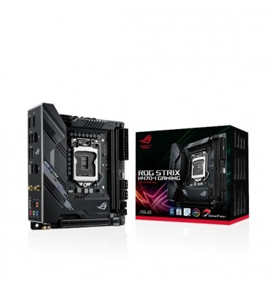PLACA BASE ASUS ROG STRIX H470-I GAMING