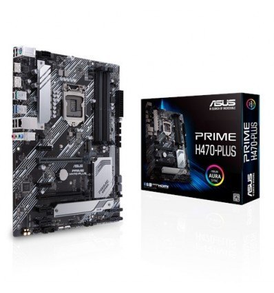 PLACA BASE ASUS PRIME H470-PLUS