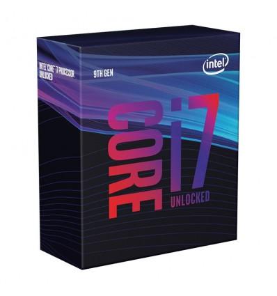 PROCESADOR INTEL I7 9700KF 3.60GHZ SOCKET 1151