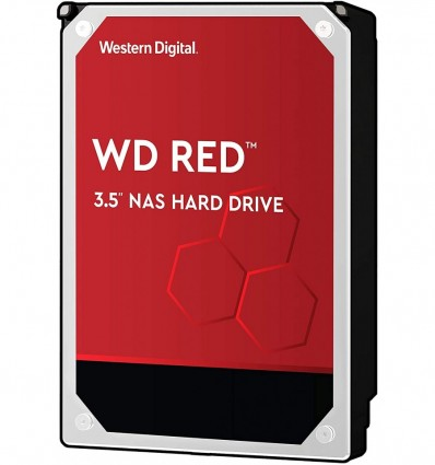 DISCO DURO WESTERN DIGITAL RED 4TB WD40EFAX