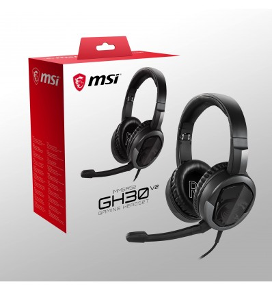 AURICULARES MSI IMMERSE GH30 V2