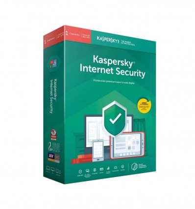 ANTIVIRUS KASPERSKY 2020 INTERNET SECURITY 1PC