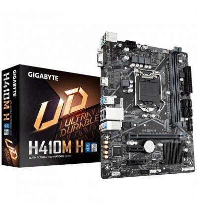 PLACA BASE GIGABYTE H410M H