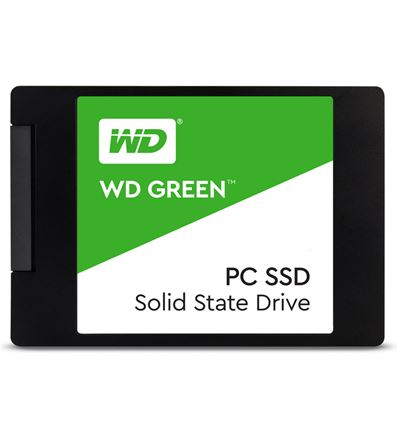 DISCO SSD WD GREEN 120GB SATA - SS01WD04