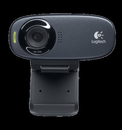WEBCAM LOGITECH C310 HD 5MP 960-000586 - WB01LT02