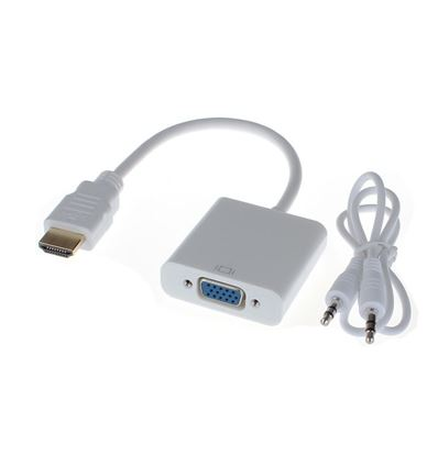 CONVERSOR HDMI A VGA - CV01GN01