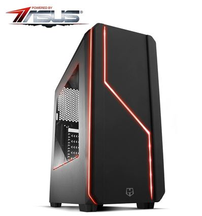 ORDENADOR GAMER RED ENTRY PBA - OR01PB01