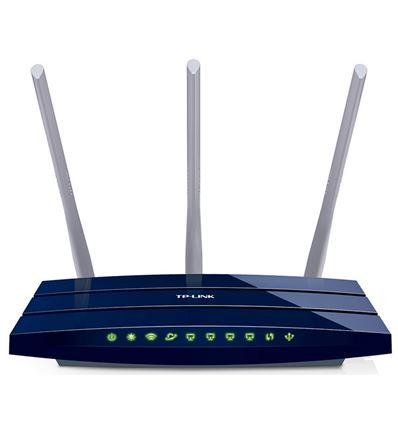ROUTER TP-LINK WR1043ND NEUTRO WIFI 11N - RO01TP04-4