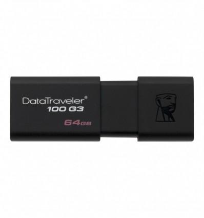 MEMORIA PENDRIVE KINGSTON 64GB DT100G3/64GB USB 3.