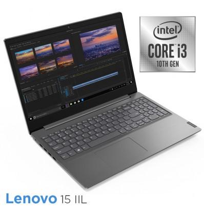 PORTATIL LENOVO V15-IIL I7 1065G7 8GB 512SSD W10