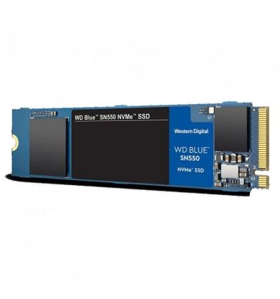 DISCO DURO SSD WD BLUE 500GB SN550 M.2 NVME