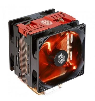 VENTILADOR CM CPU HYPER 212 LED TURBO RED ED.