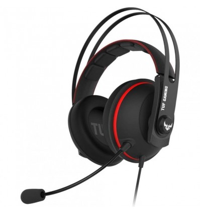AURICULARES ASUS TUF GAMING H7 CORE RED