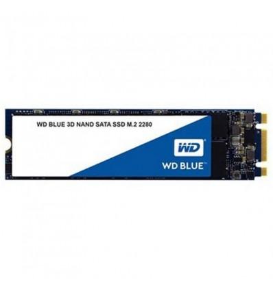 DISCO SSD WD BLUE 500GB M.2