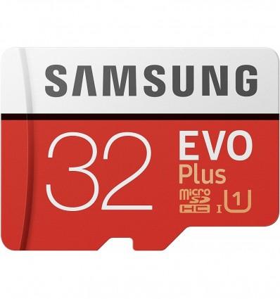 MEMORIA MICRO SD SAMSUNG EVO+ 32GB