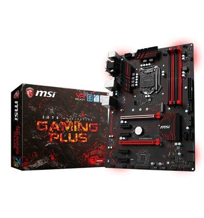 PLACA BASE MSI Z270 GAMING PLUS - PB01MS125