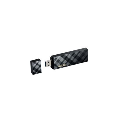 TARJETA ASUS USB USB-AC54 WIFI AC1300 DUAL BAND - US01AS06-4