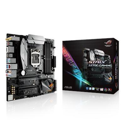 PLACA BASE ASUS STRIX Z270-G GAMING SOCKET 1151K - PB01AS107