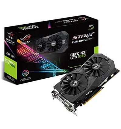 TARJETA GRAFICA ASUS GTX1050 2GB STRIX - GTX1050 STRIX 2GB