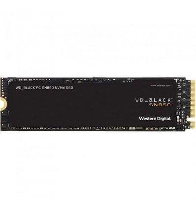 DISCO SSD WD BLACK 500GB SN850 M.2 PCIe