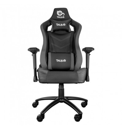 SILLA GAMING TALIUS VULTURE NEGRA/GRIS BUTTERFLY