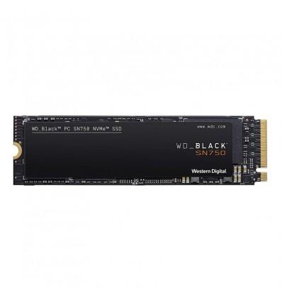DISCO DURO WD BLACK SN750 256GB N.2 NVME