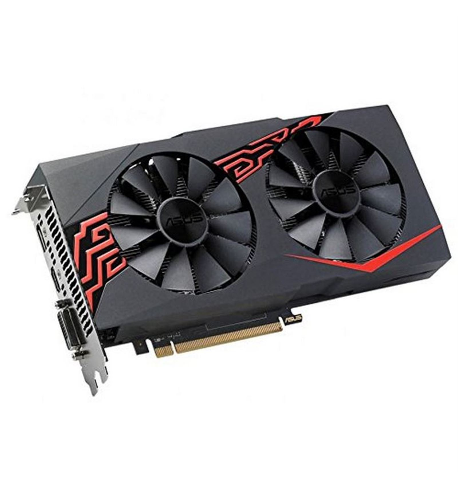 Asus Expedition Rx 570 4gb Oc Gr 225 Fica Para Pc