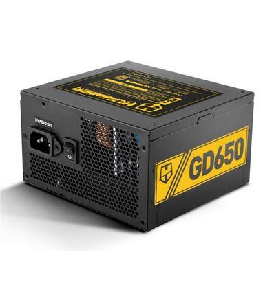 FUENTE ALIMENTACION NOX HUMMER GD650 650W 80+ GOLD - FA01NX07